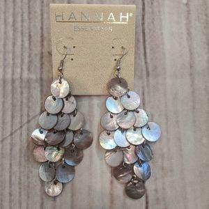 Hannah Dangling Earrings NWT